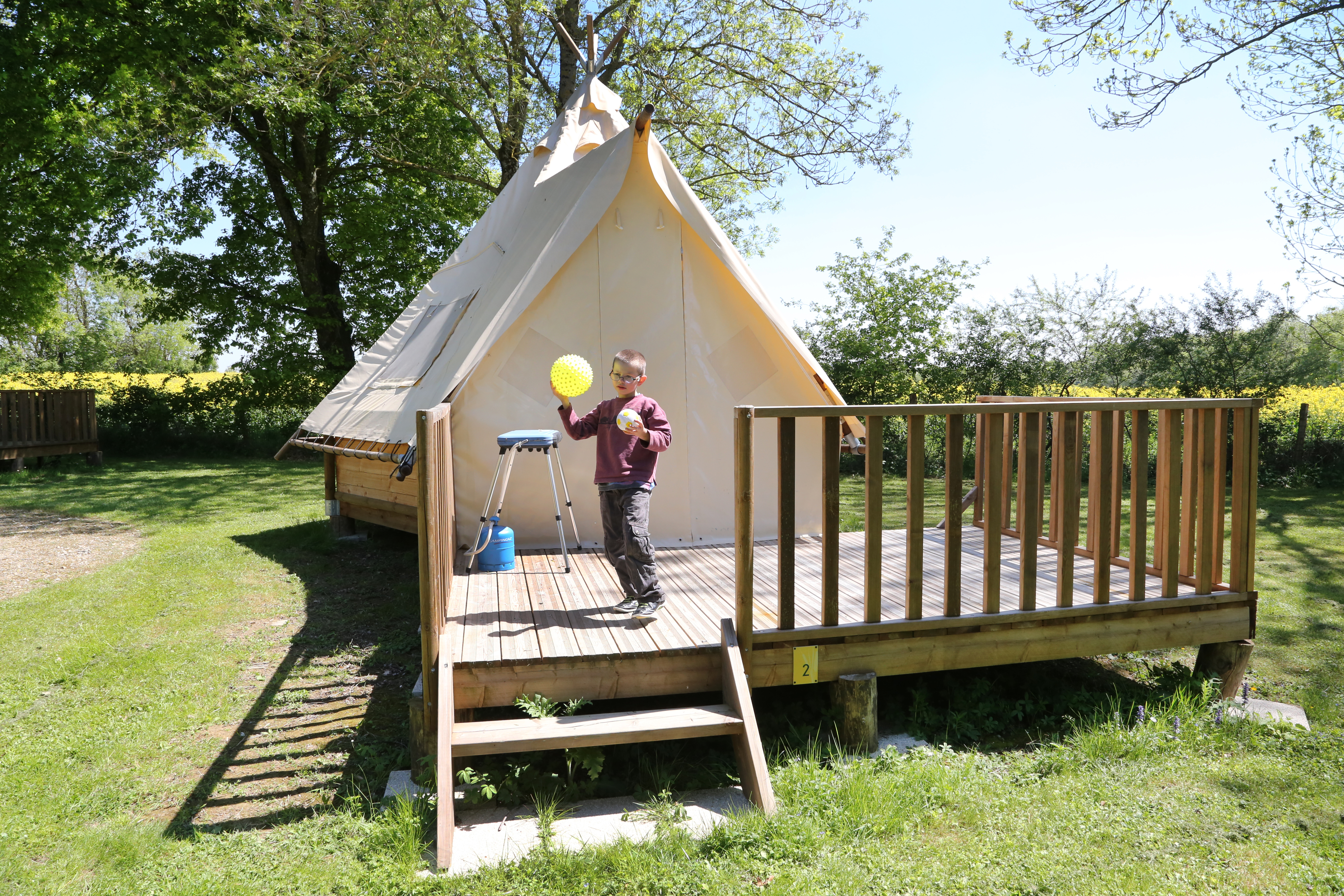 Tipi PDO Camping Nid Du Parc Fin Avril 2017 Y. THONNERIEUX (38)